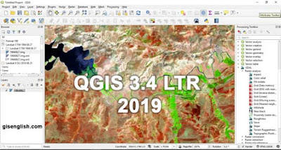 Download QGIS 3 4 LTR for Windows and Mac (most stable version of