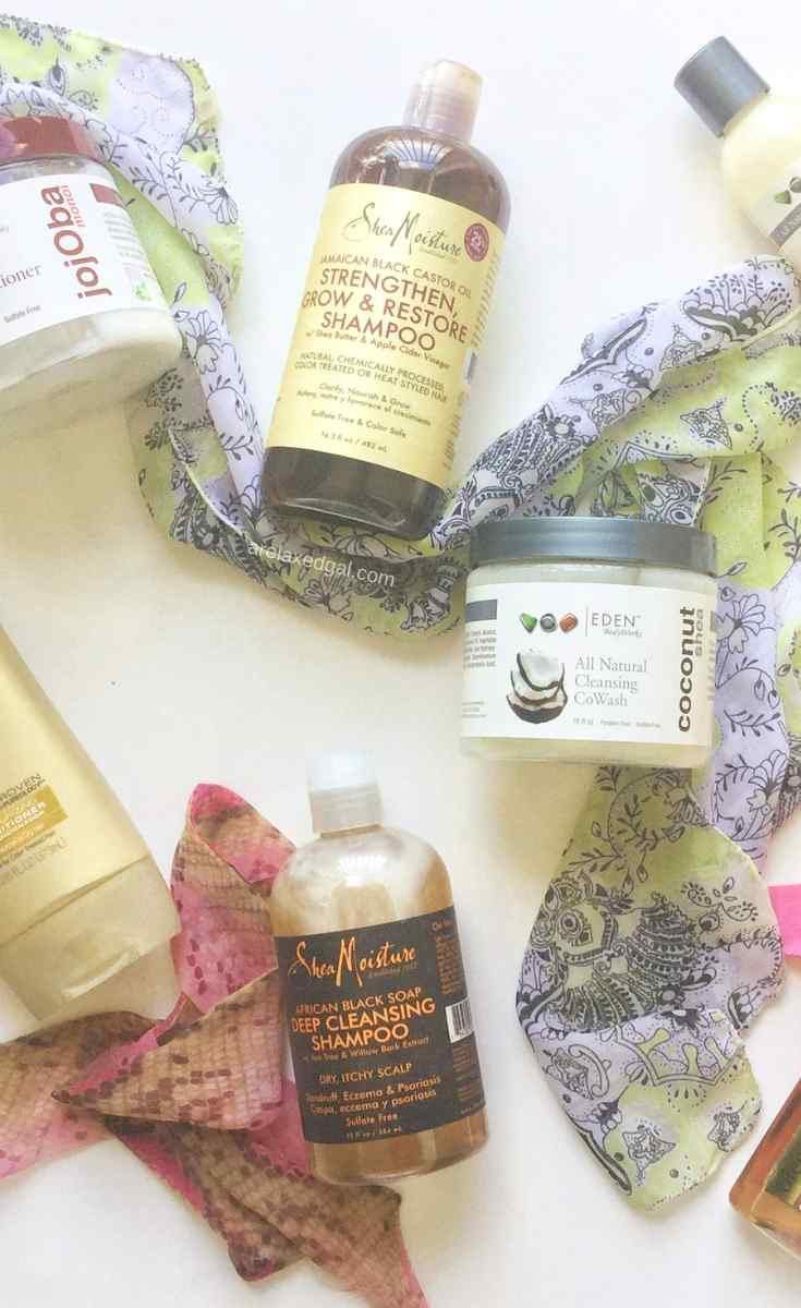 Common Ingredients Found In Hair Care Products | A Relaxed Gal
