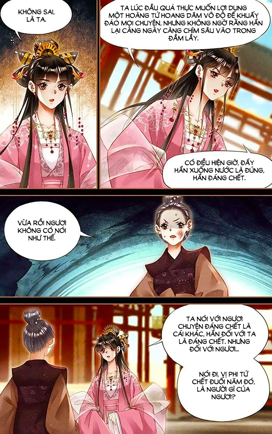 Thần Y Đích Nữ chap 277 - Trang 4