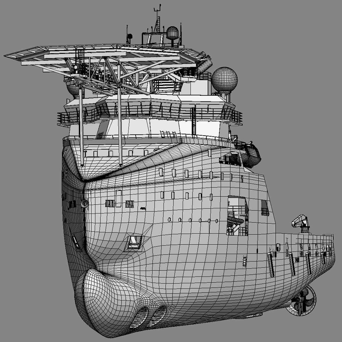3d Custom Modelling 3d Model Construction Anchor Handling
