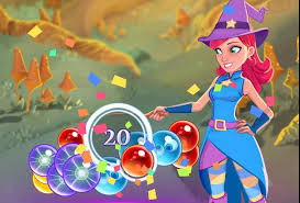 Game Bubble Witch 3 Saga Apk