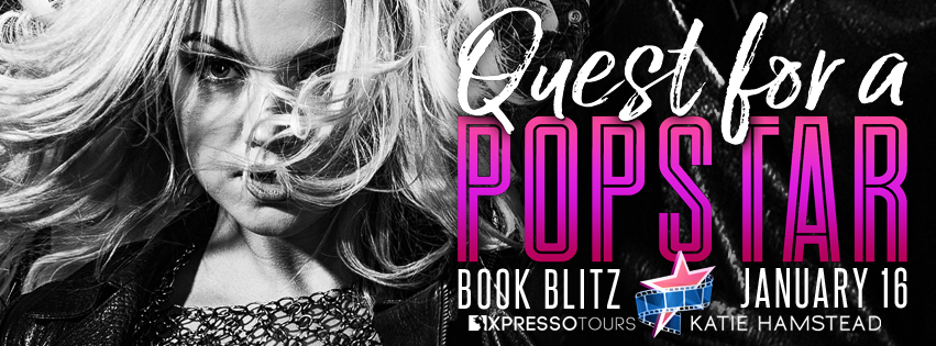Quest for A Popstar Book Blitz