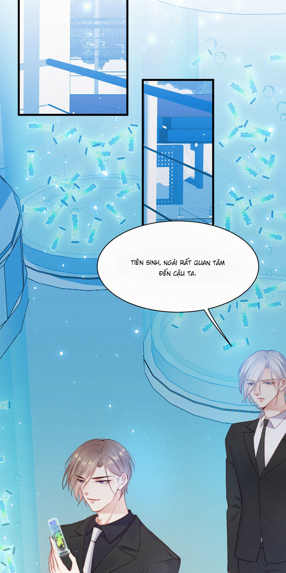 In Or Out Chapter 9 - Trang 24