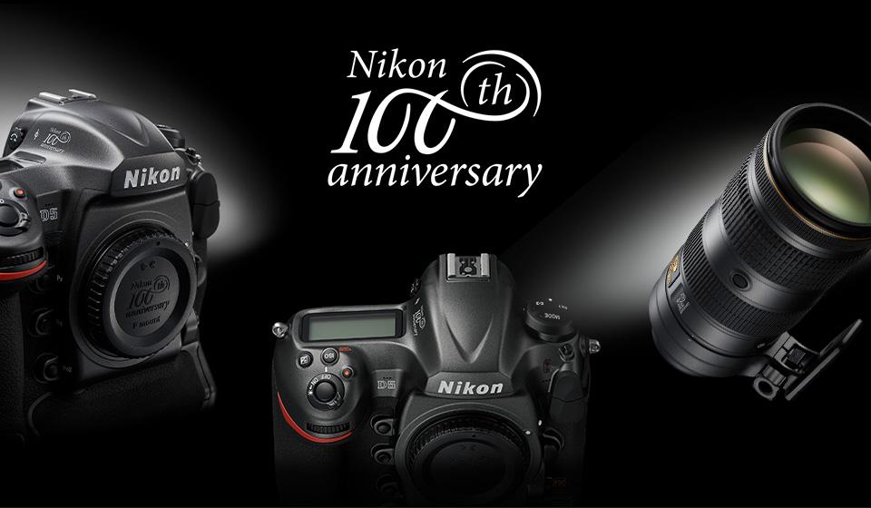 Столетний юбилей Nikon