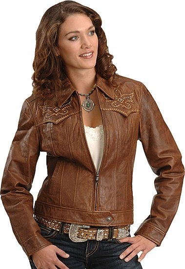 Cute Leather Jackets for Women | Hair and Beauty