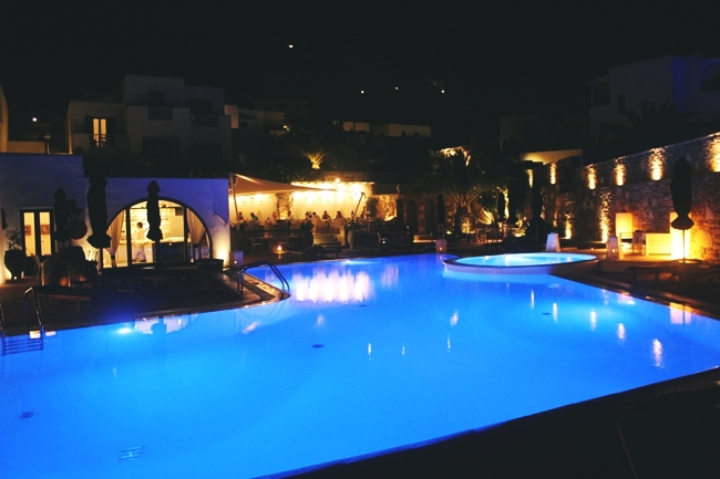 Luksuzni hoteli na Ios ostrvu