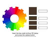 Kode Warna Untuk Blogger