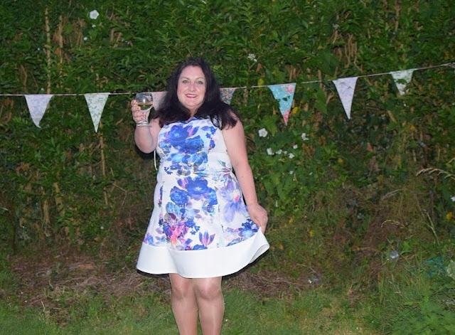 dress, style, Flippy dress, Quiz Clothing, prom dress, Summer, fashion,