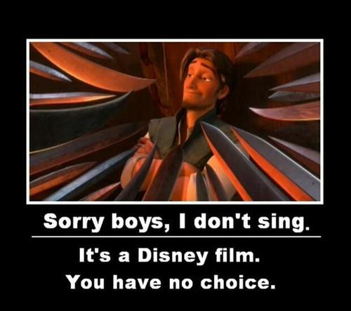 Śpiewający Disney.