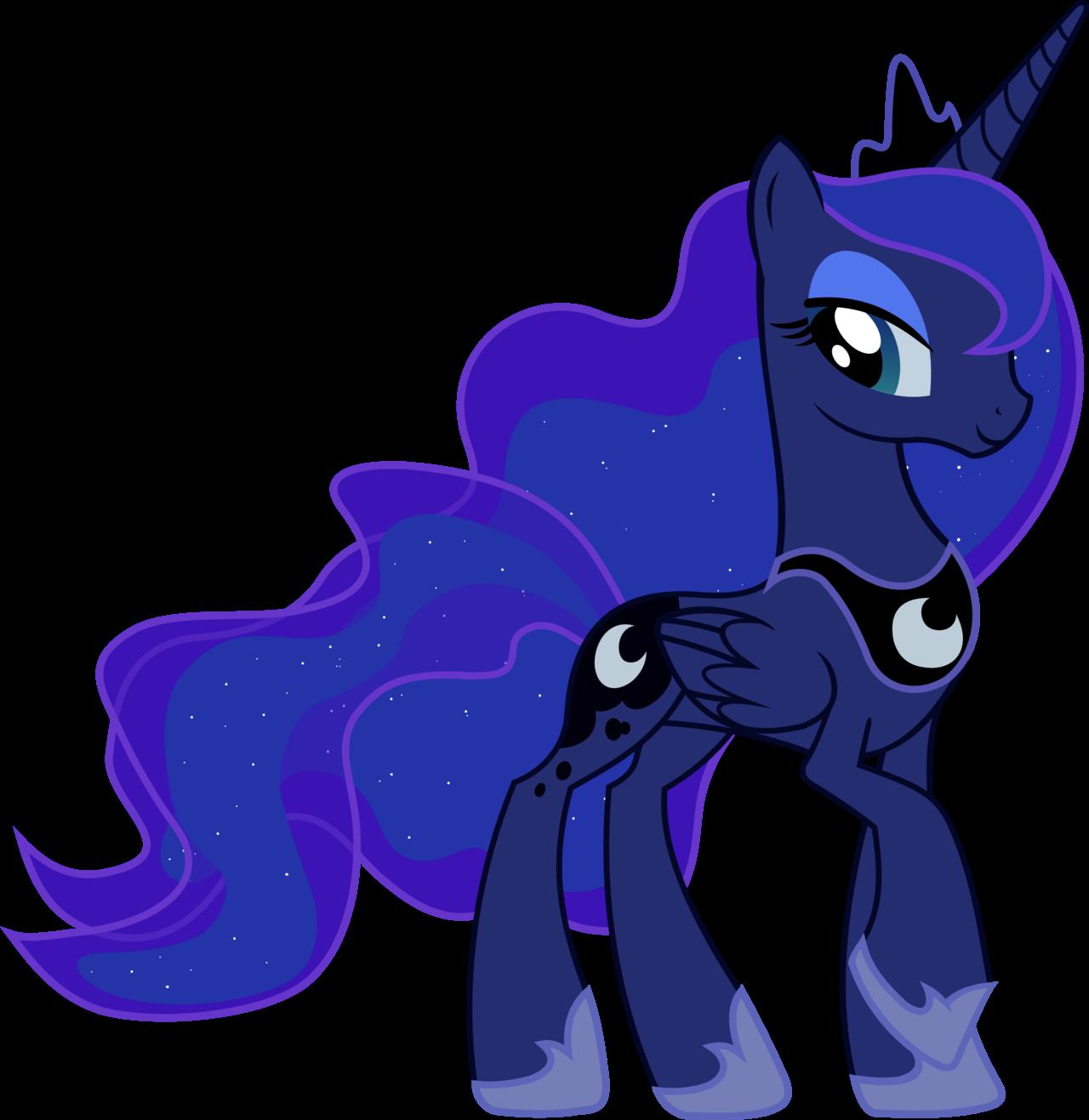 My Little Pony Friendship Is Magic Fan Blog!: LUNA