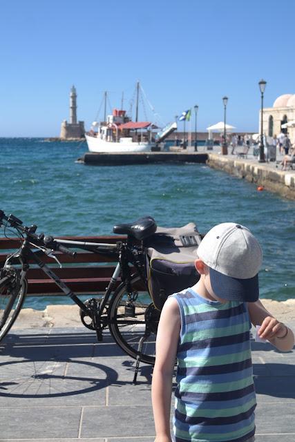 chania kreta stary port wenecki