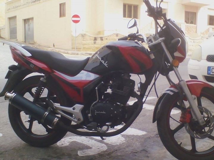 FOR SALE: Motorcycle 125cc - Malta Classifieds, Buy and Sell