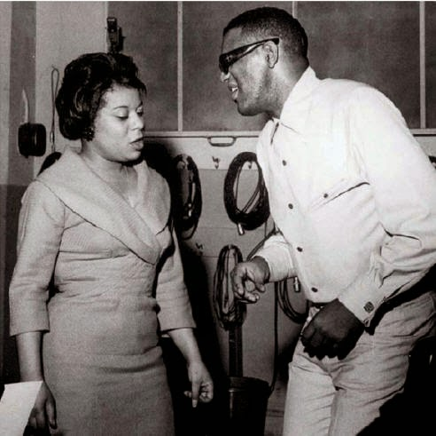 ray charles video museum ray charles amp the raelettes