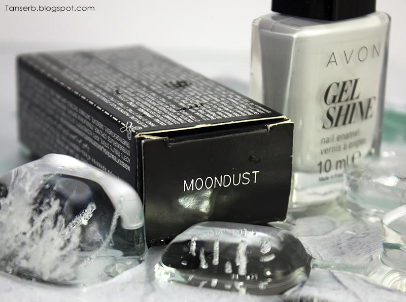 "Avon Gel Shine ""Moondust"""