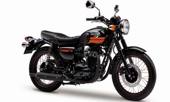 This Info 2017 Kawasaki W800 Special Edition Read More