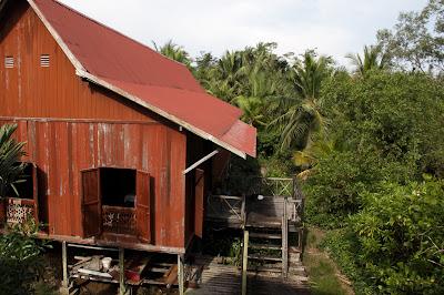 Rumah Lain dari Lamin Dana