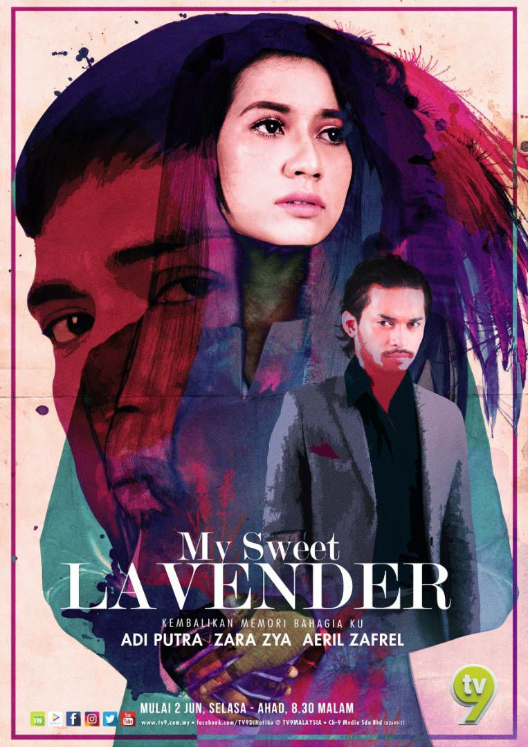 My Sweet Lavender