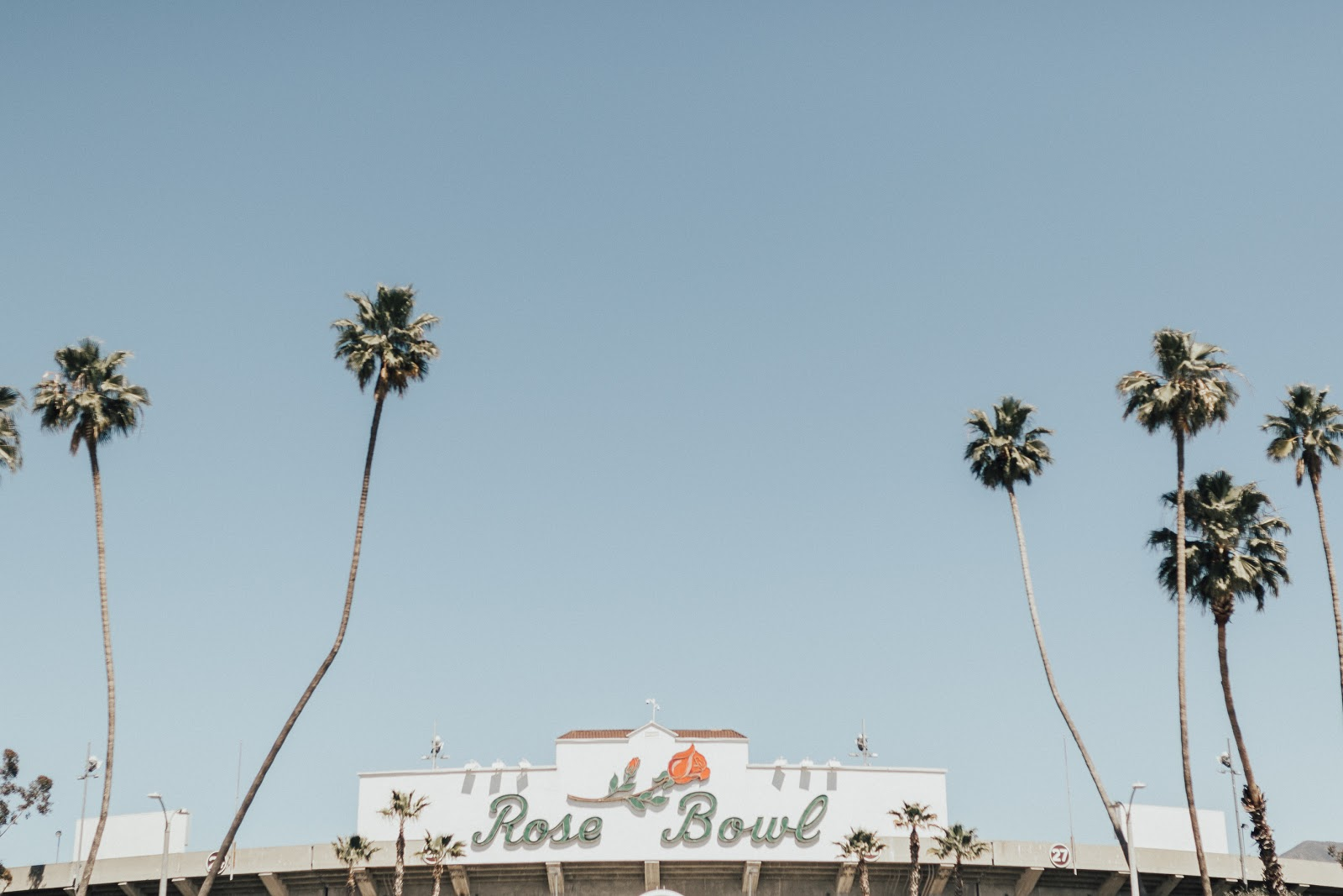 The Rose Bowl | Love, Lenore