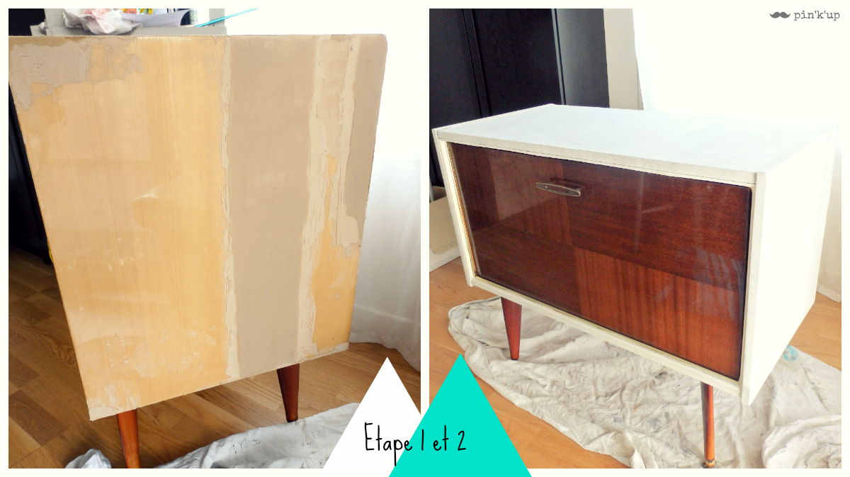 peindre un meuble vernis la bombe id e inspirante pour la conception de la maison. Black Bedroom Furniture Sets. Home Design Ideas