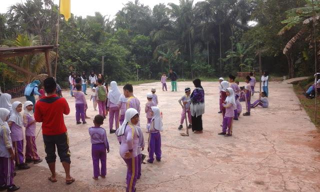 Perayaan HUT RI Ke-70 di Nurul Huda Dayo Tandun