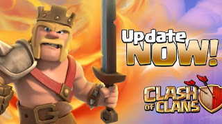 Download Game Clash of Clans v8.551.4 APK COC Update Oktober 2016 mod cheat