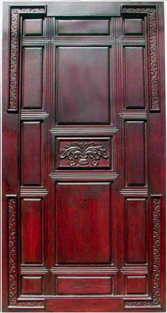 Latest Kerala Model Wood Design. Home Front Door Design Kerala  front doors for homes in kerala