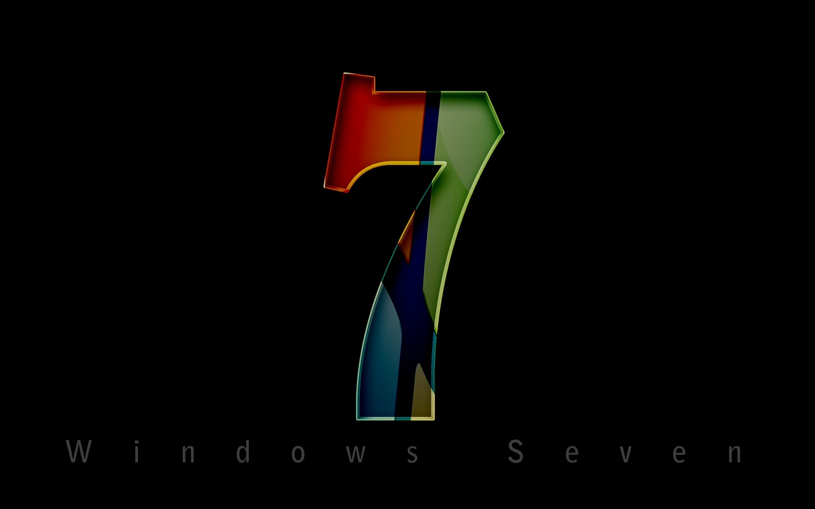 QQ Wallpapers: Seven Cool Windows 7 Wallpaper / Backgrounds