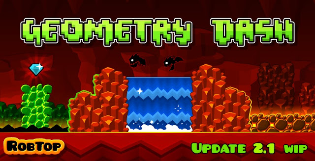 Geometry Dash 2.1 ya está disponible
