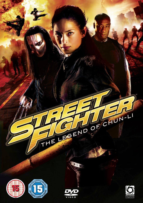 Street Fighter The legend of Chun-Li สงครามนักฆ่ามหากาฬ [HD][พากย์ไทย]