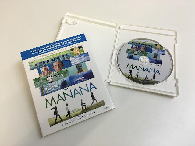 Ya a la venta 'Mañana (Demain)' en DVD y Blu-ray