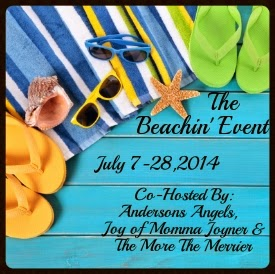 The Beachin Event Blogger Opp. Event starts 7/7.