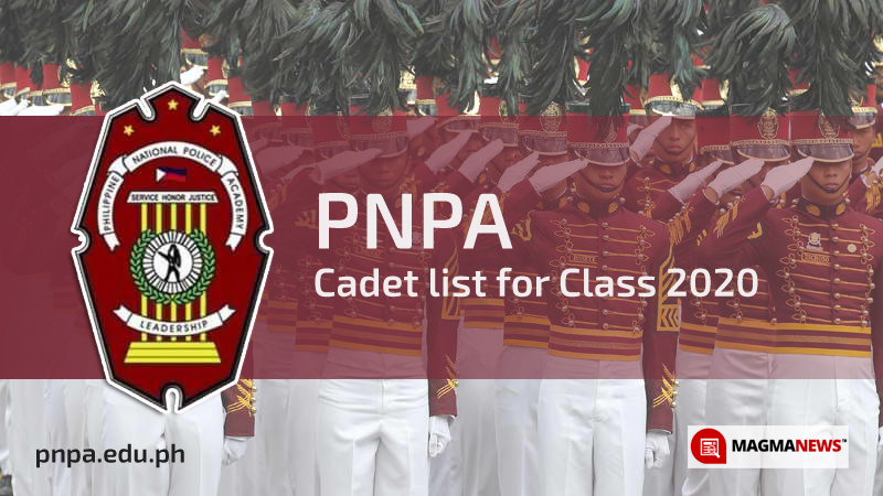 how to become a pnpa cadet