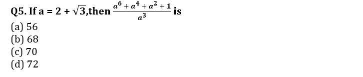 Algebra Questions for SSC CGL TIER-2 , SSC Stenographer & IB (ACIO) 2017_140.1