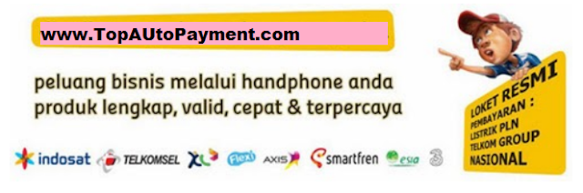 Top Auto Payment, Server Pulsa Termurah Putussibau Utara Kapuas Hulu