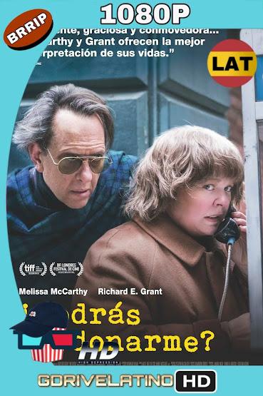 ¿Podrás Perdonarme? (2018) BRRip 1080p Latino-Ingles MKV