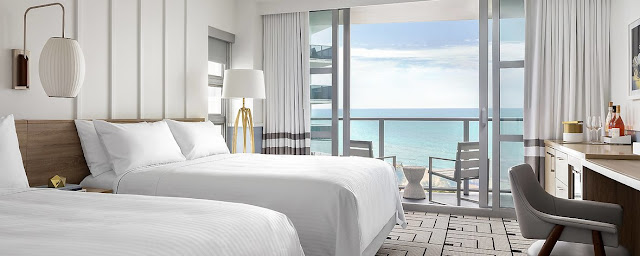 Discover Cadillac Hotel & Beach Club, a Miami Beach oceanfront hotel offering a new and elevated way to experience an exclusive side of this colorful city.