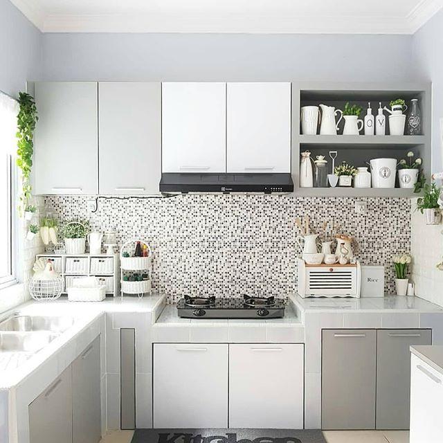 Kumpulan Desain Dapur Sederhana Unik Murah Ramah