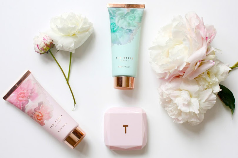 ted baker a touch of luxury bath and body collection