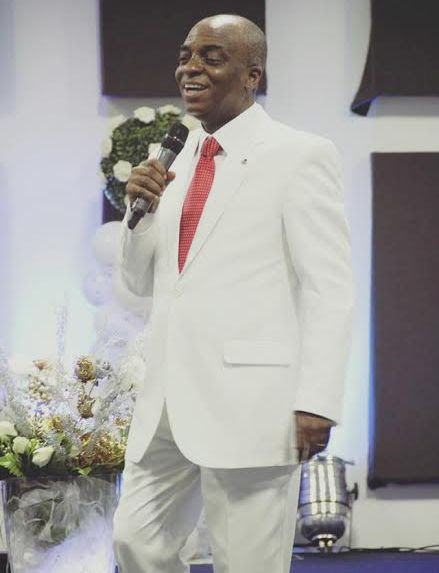 Winners Chapel Founder - Bishop David Oyedepo Celebrates 62nd Birthday