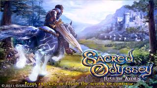 Sacred Odyssey: Rise of Ayden HD Apk + Data