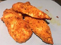 Breaded Chicken Recipes