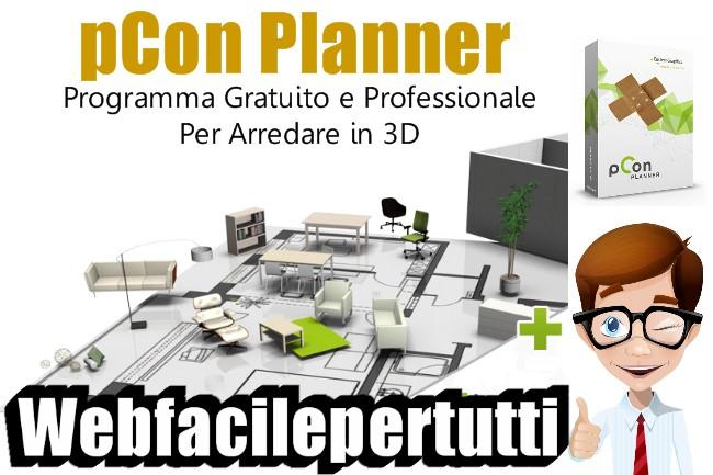 pCon Planner | Programma Gratuito e Professionale Per Arredare in 3D Appartamenti, Uffici e Tanti Altri Tipi Di Spazi In Modo Semplice e Intuitivo.