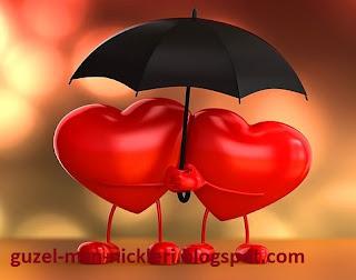 Resimli Romantik Yazılar