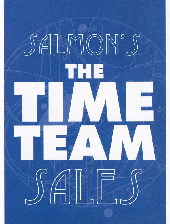SALMON'S TIME SALES
