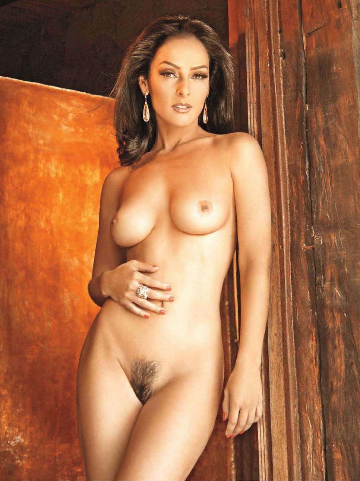 Andrea garcia nude playboy
