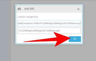 Google Drive Me Remote Upload Kaise Kare 9