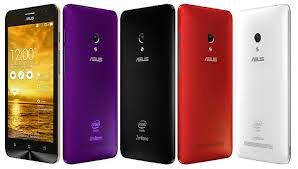 Asus Zenfone 5 (Color variants)