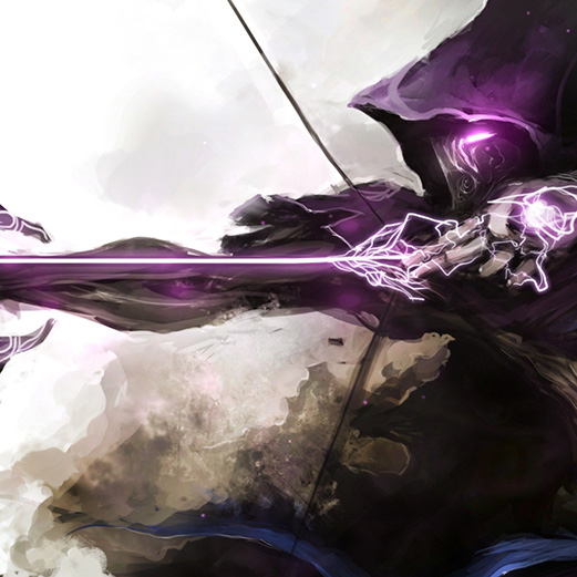Arcane Archer Wallpaper Engine