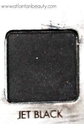 Jet Black from Lorac's Mega Pro 3 Palette