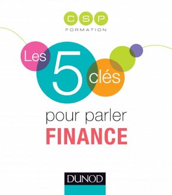 Télécharger Les 5 clés pour parler Finance Dunod PDF gratuit